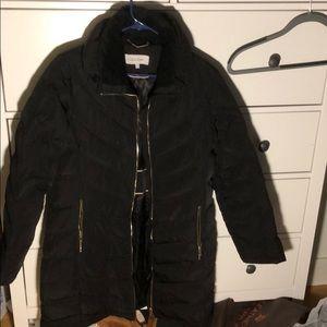 Calvin Klein women winter puffed coat